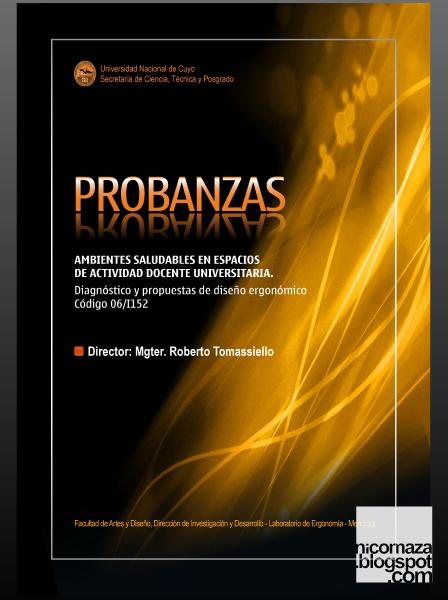 TRABAJOS - CARÁTULAS | nicomaza