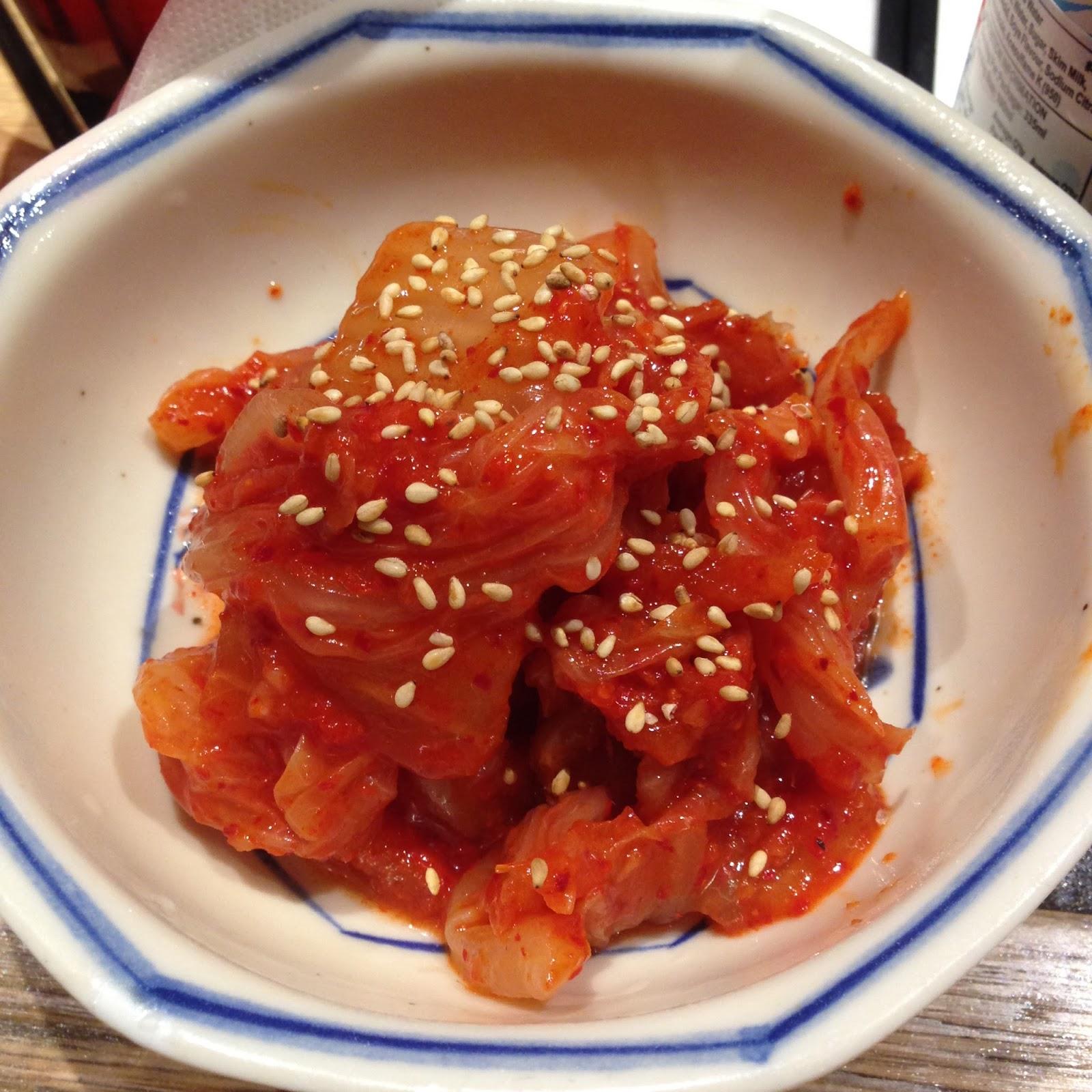 ryo's, noodles, gouger street, adelaide, cbd, japanese, food, kimchee, kimchi