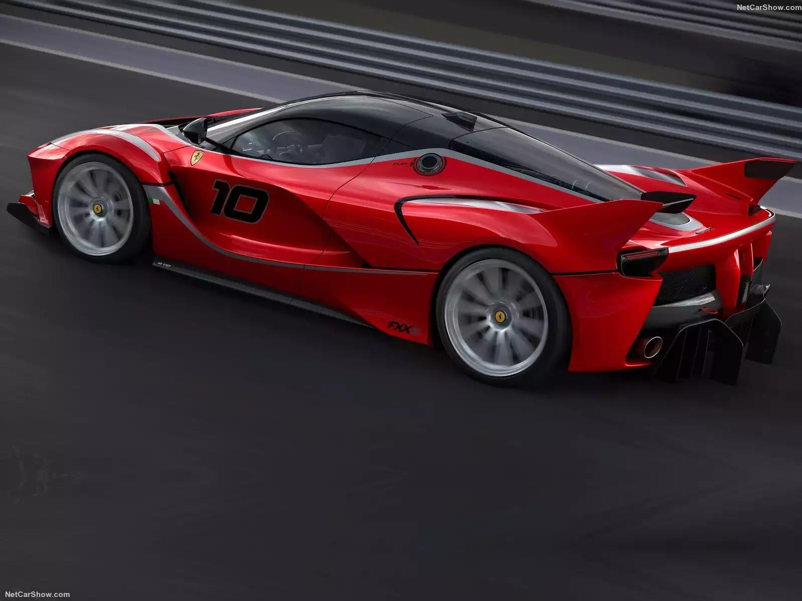 Hình ảnh siêu xe Ferrari FXX K 2015 & nội ngoại thất