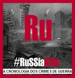 O projeto informativo #RuSSiaKills