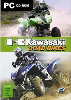 Kawasaki Quad - Quad Motorcycles Games