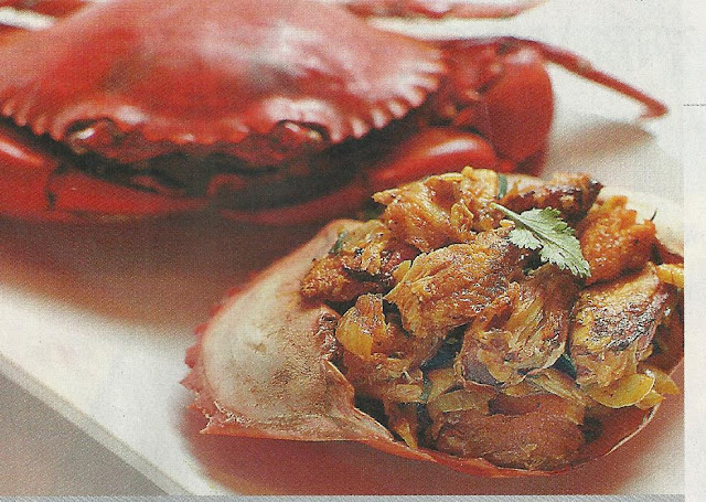 Stuffed Crab