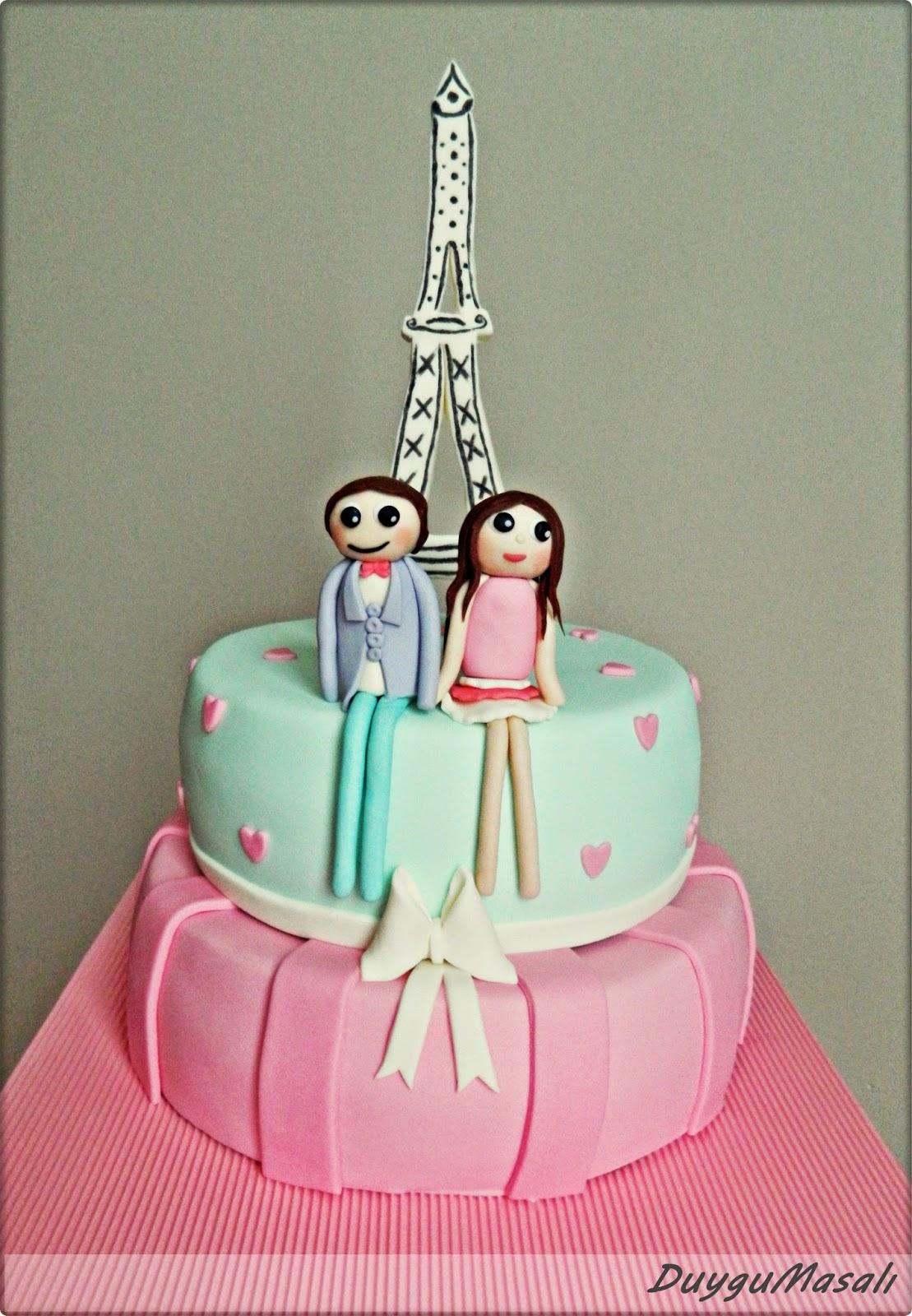 edirne nişan pastası