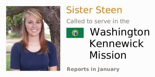 Sister Lacey Steen