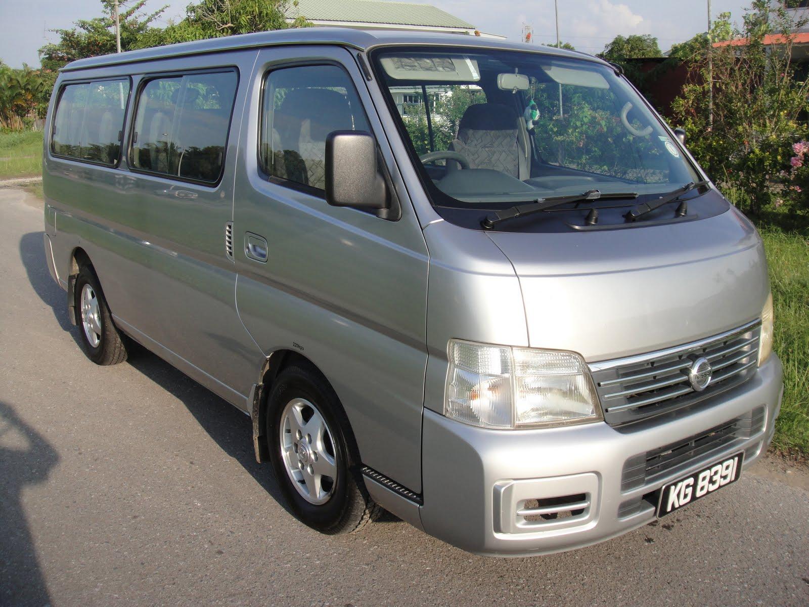 Your Dream Car Motorcity Brunei Nissan Urvan 3 0