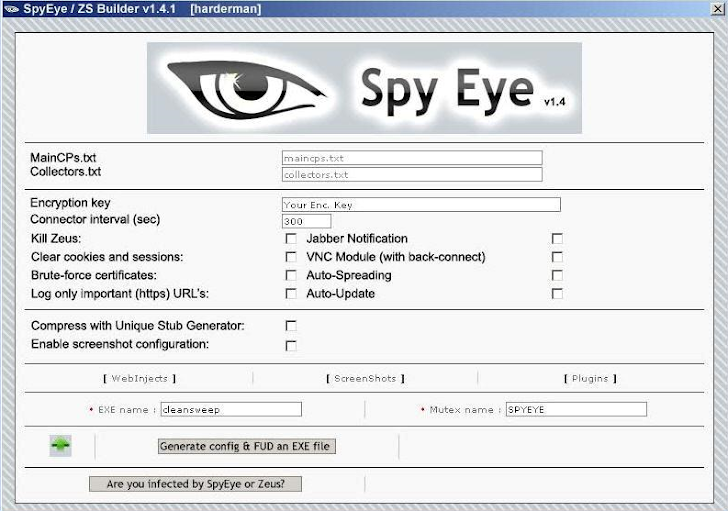 24-year-old Russian Hacker and Developer of SpyEye Banking Trojan pleads guilty