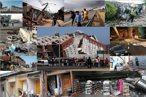 CIVILIZANDO A BESTIAS CHILENAS: Pedro Gaete invita un terremoto para
