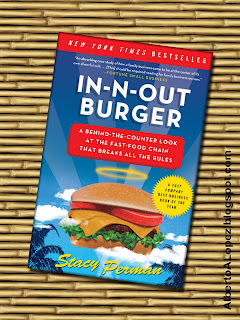 beauty shot of the In-N-Out Burger Book by author Stacey Perman