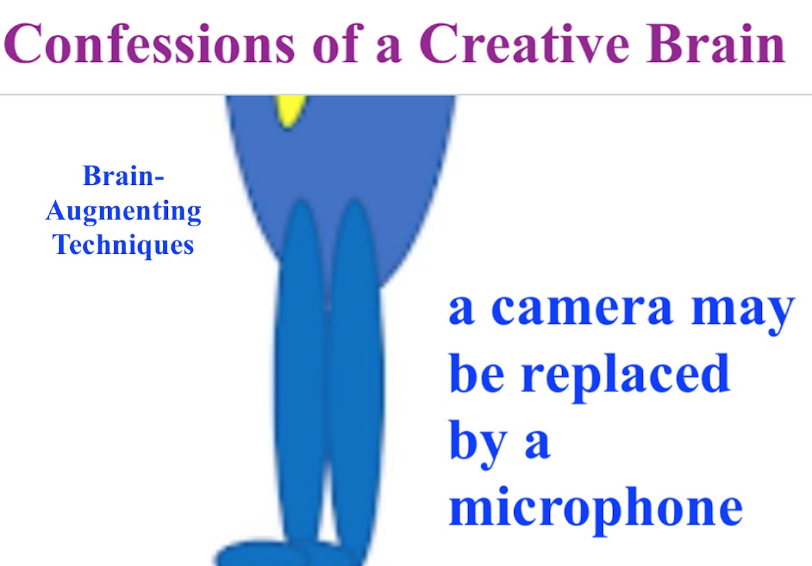 Confessions of a Creative Brain (click on the picture)