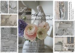 Frühlings Shabby Ausstellung 2011