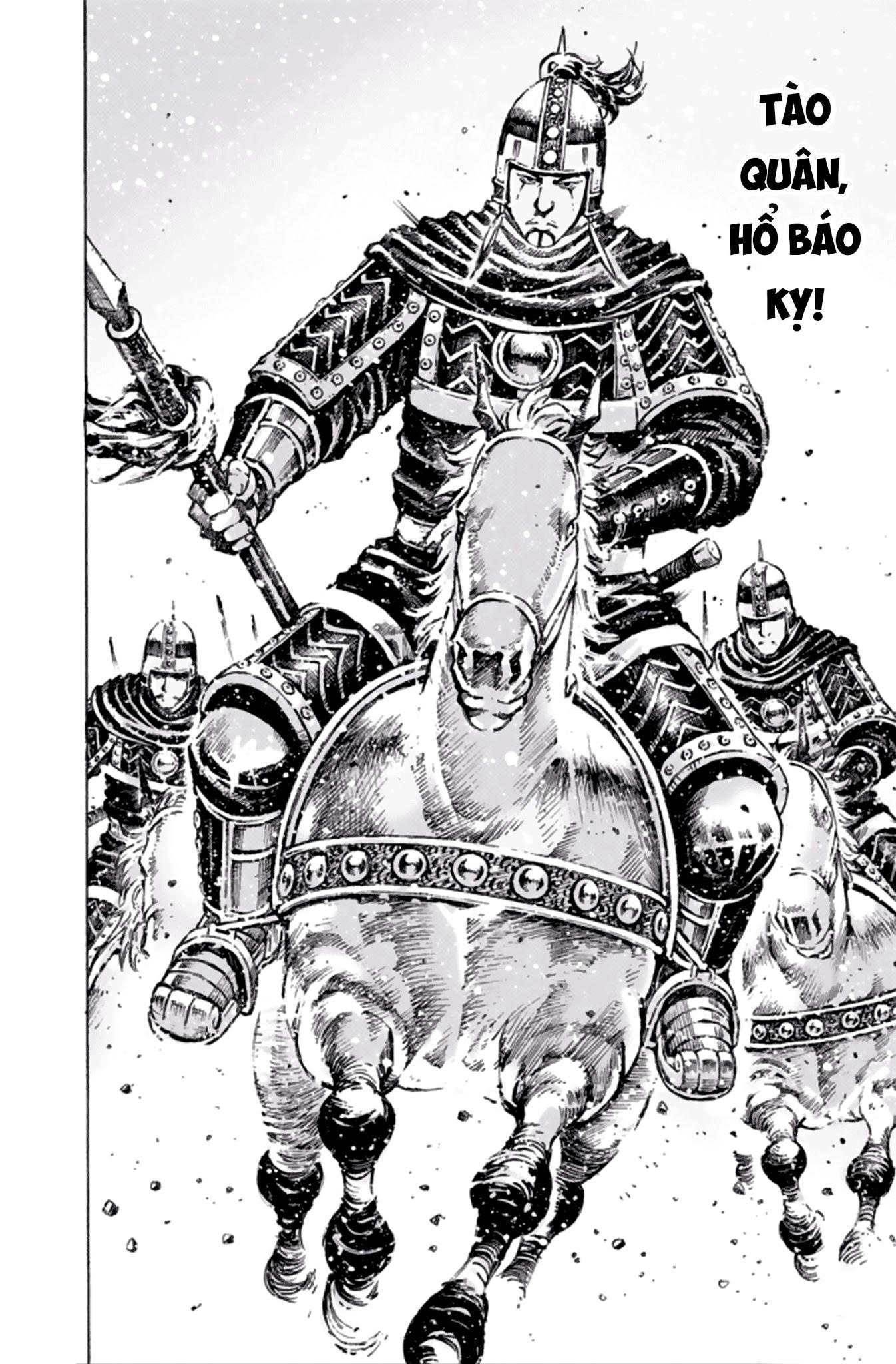 Hỏa Phụng Liêu Nguyên chap 487 Trang 18 - Mangak.info