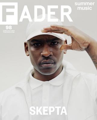 Skepta Fader magazine cover