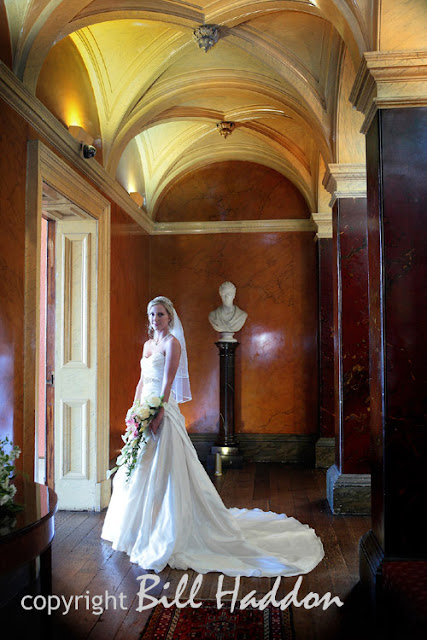 Prestwold Hall wedding Leicester