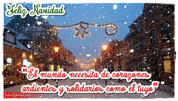 Imagenes de navidad con mensajes de año nuevo