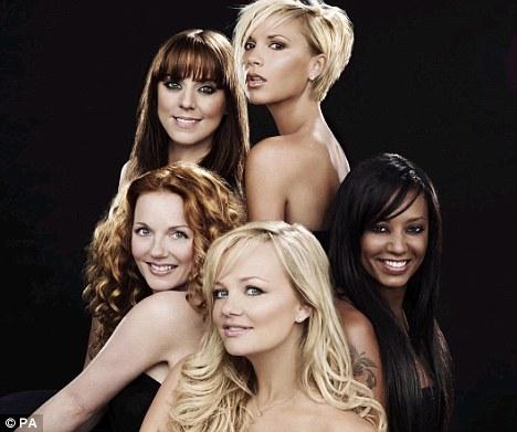 Spice Girls 2012