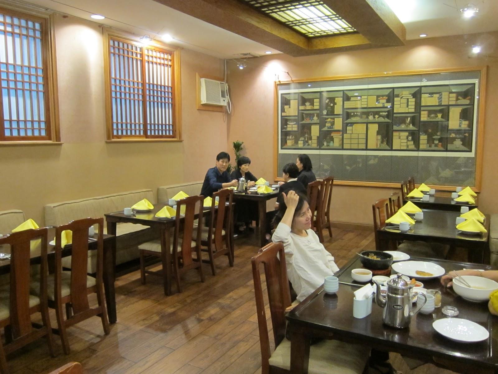 gourmet pigs: korean royal cuisine at yongsusan (koreatown, los
