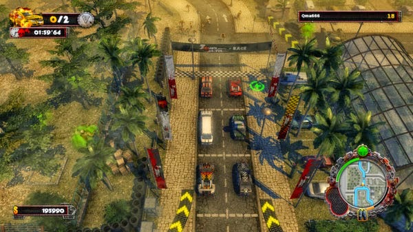 Game Zombie Driver Full Version for PC