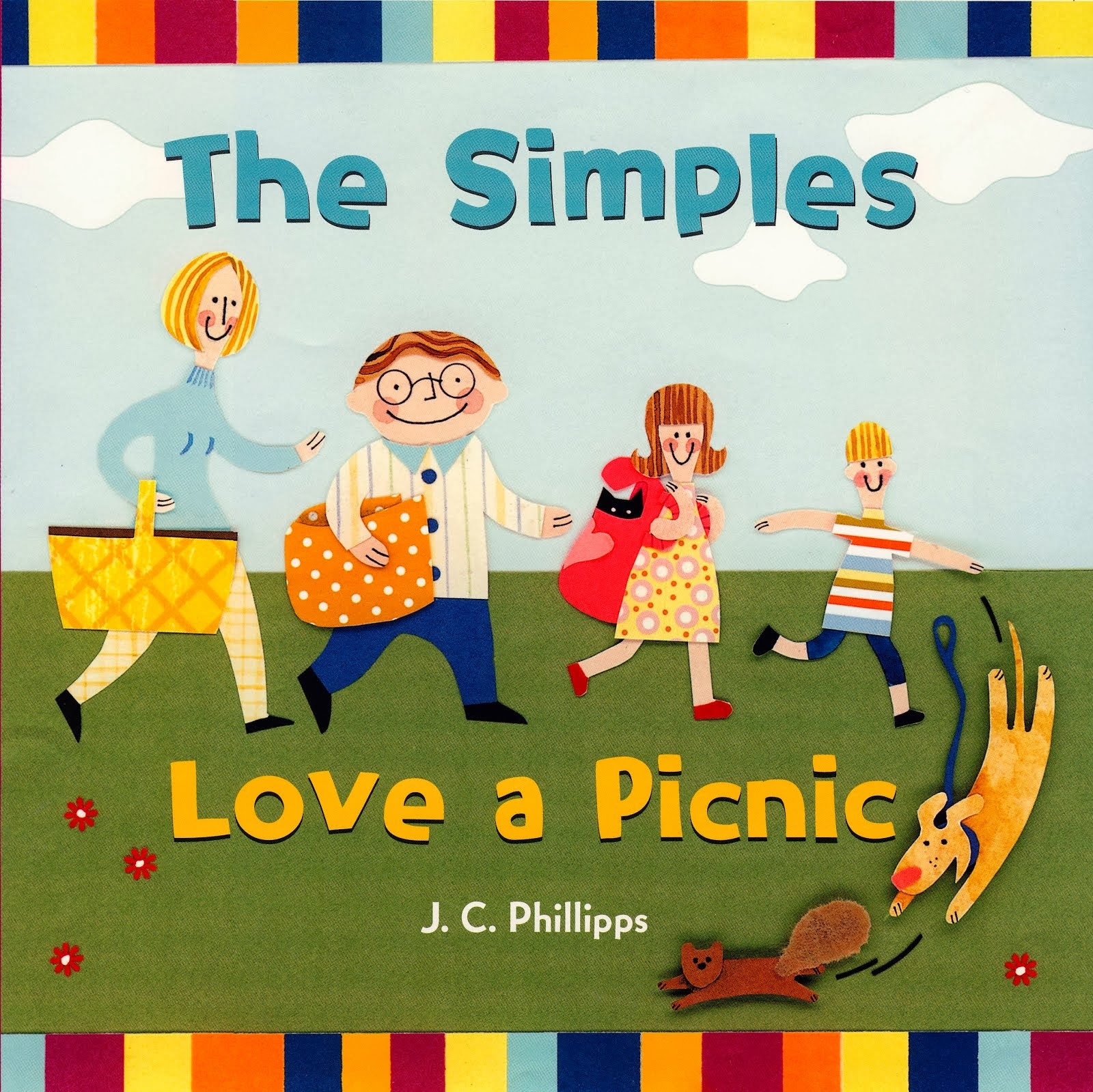 The Simples Love A Picnic - Pre-Order NOW