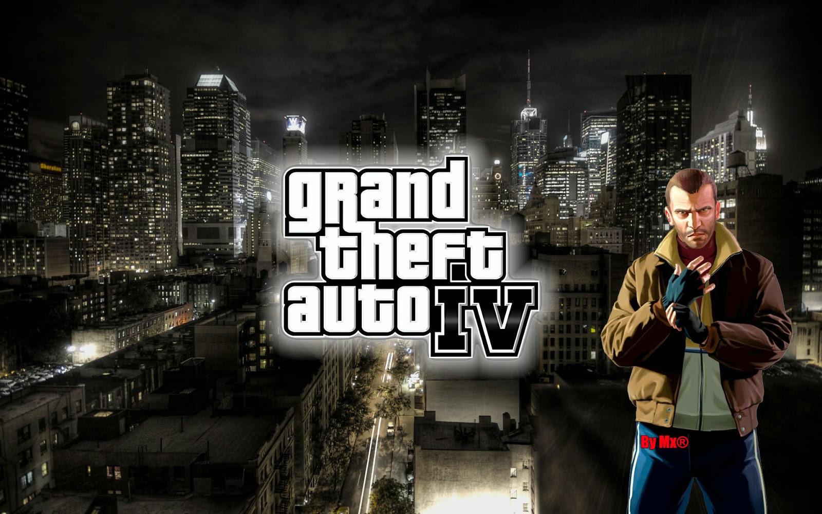 Download GTA IV PC Full Version + Crack + Patch