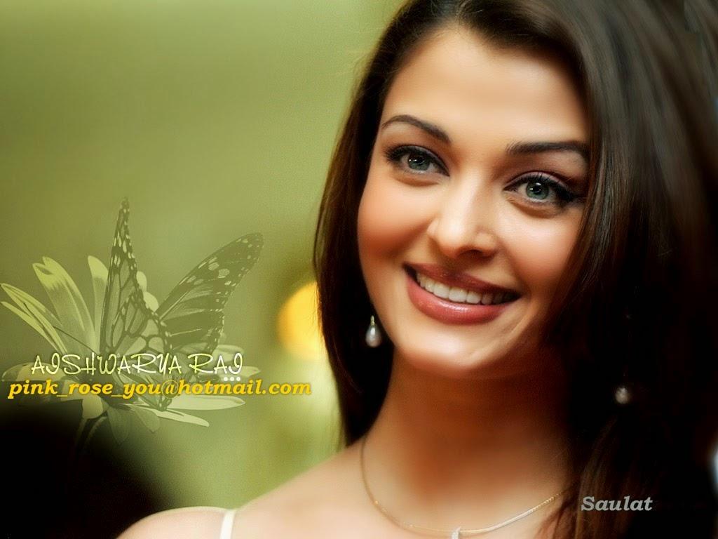 Wallpaper cantik Aishwarya Rai - Bollywood