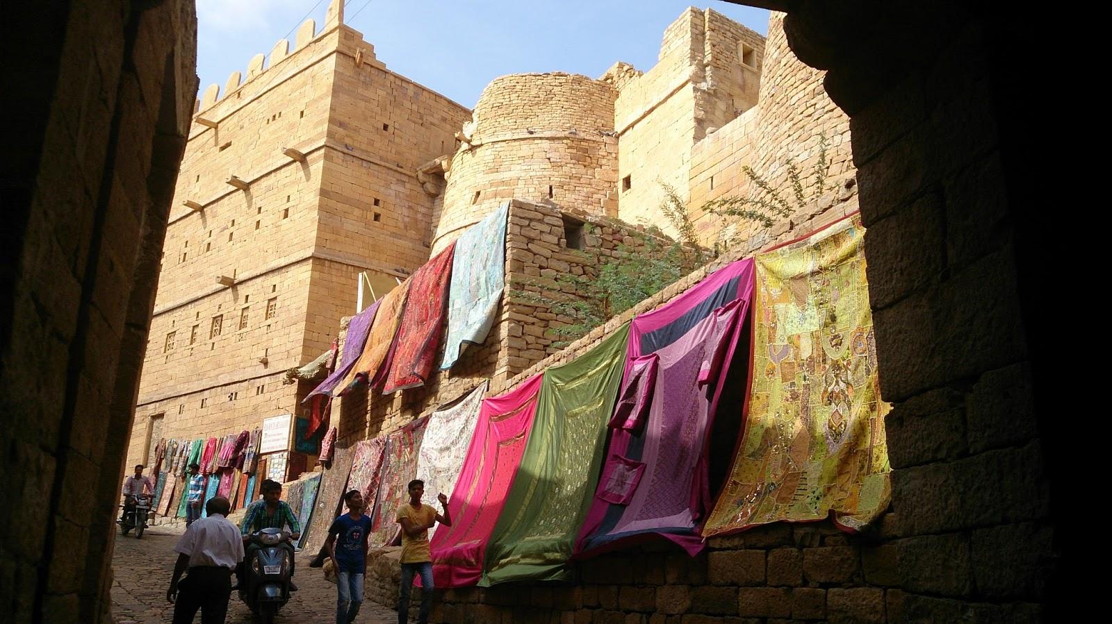palacio del maharaj de jaisalmer
