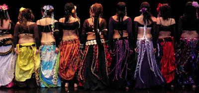 danza tribal arteixo