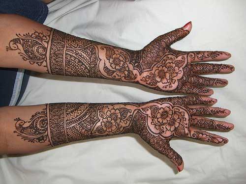 Stylish Mehndi Designs On Hands Mehendi Designs