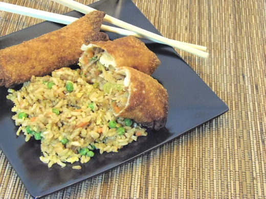 Homemade Pork Egg Roll Recipe