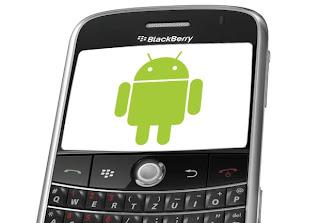 BlackBerry Tak Mau Pakai Android