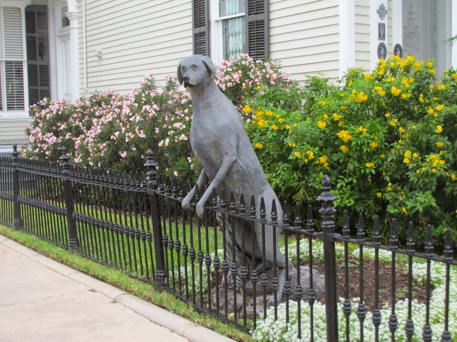 Touring America 2018 Sculpture Tour Of Galveston Texas