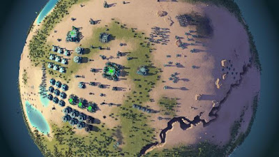 Planetary Annihilation Gameplay Youtube