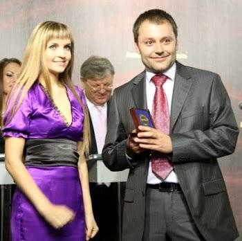 2010: Награда в руках у Лидера