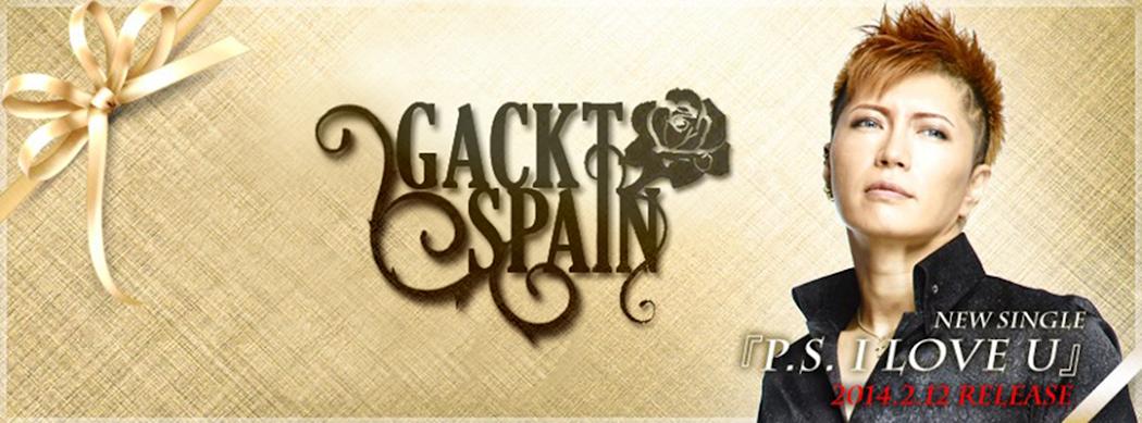 GACKT Spain