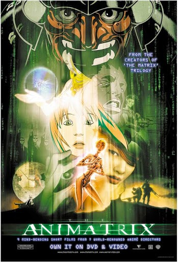 The Animatrix | World Record | Beyond - The Animatrix | World Record | Beyond 2013 Poster