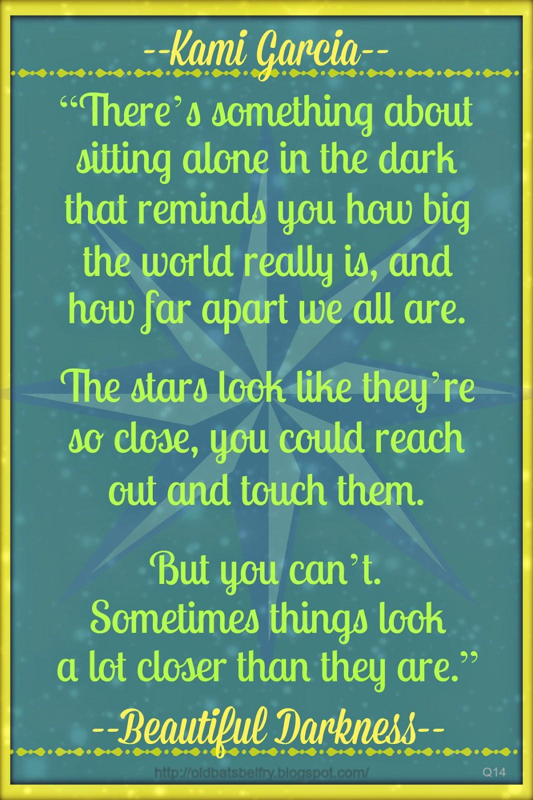 Quote by Kami Gargia ~ Design by Mulluane