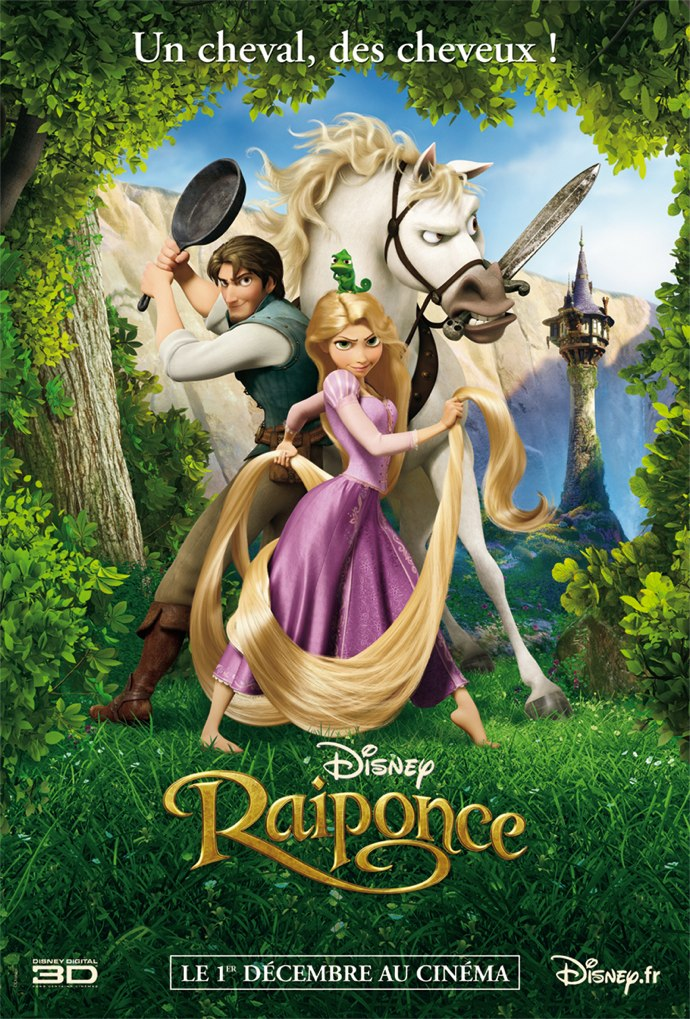 Raiponce en streaming
