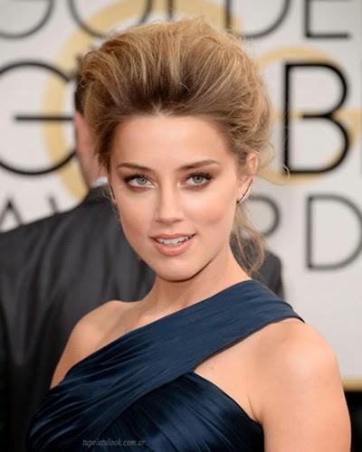 peinados 2014 Golden Globe
