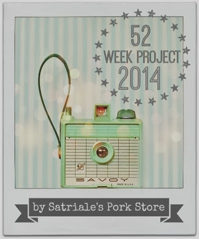 Partecipo a 52 Week Project