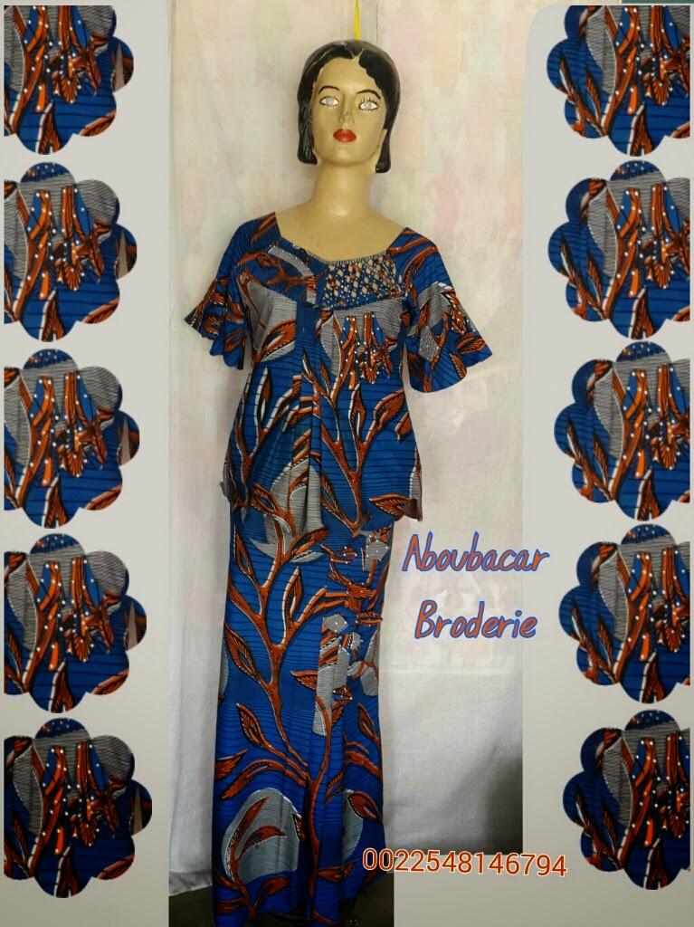 Aboubacar Broderie 2015