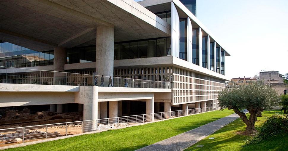 El Museo de la Acrópolis
