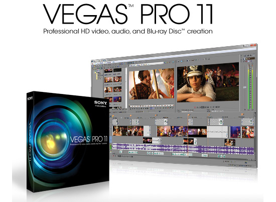 Sony Vegas Pro 11 - Video Training