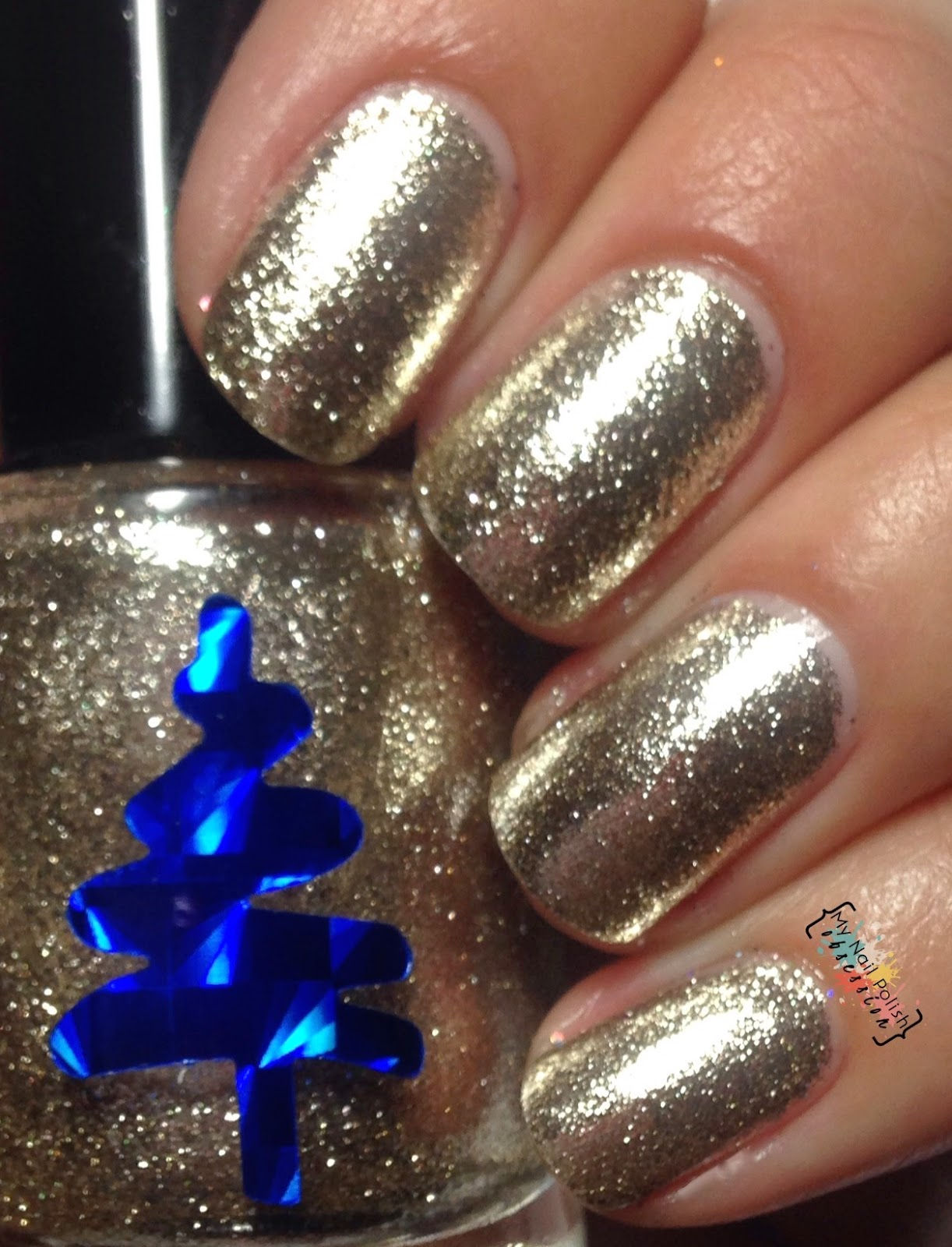 Lumina Lacquer Tinseltown