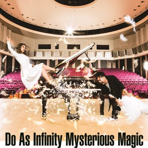 [MUSIC VIDEO] Do As Infinity – Mysterious Magic (2014.12.10/DVDISO)