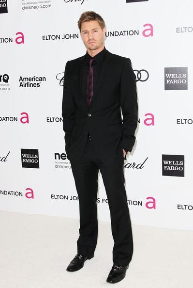 Look Chad Michael Murray Oscar 2012