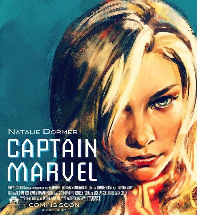 captain marvel natalie dormer
