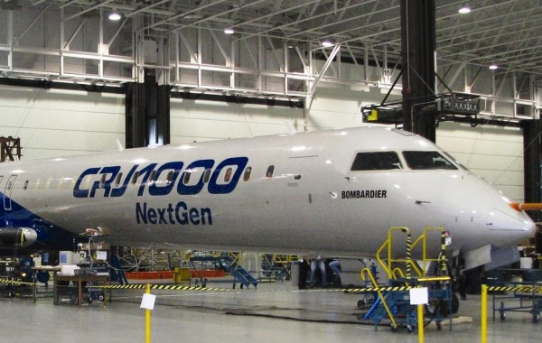 Bombardier CRJ 1000 NextGen