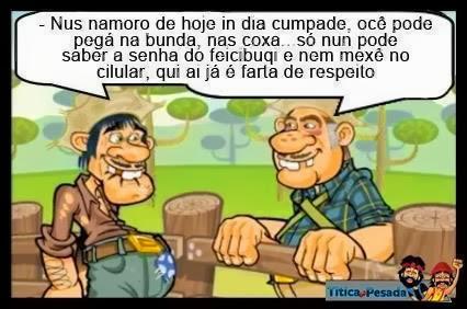NOS NAMORO DE HOJE