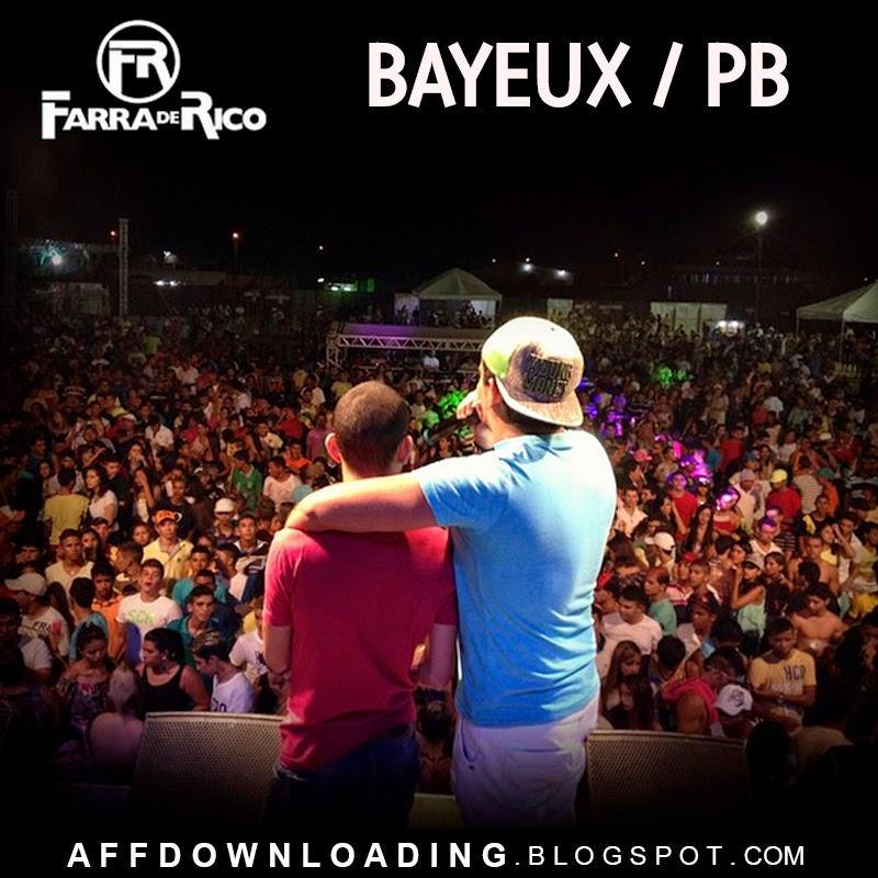 Forró Farra de Rico - Bayeux - PB - 01.03.2015