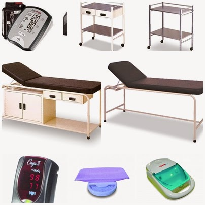 Medical Equipment For Physician Office Treatment Room