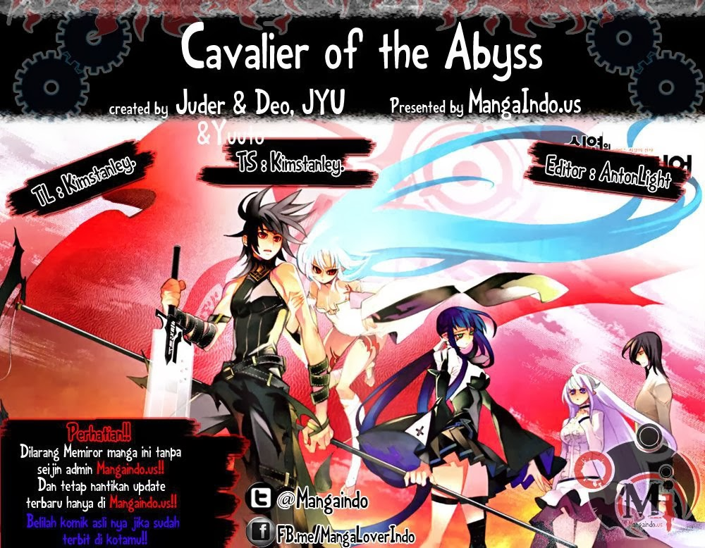 000 Cavalier of the Abyss   15 Pintu Thanatos